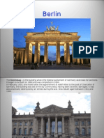 The Reichstag – is the Building Where the Federal Parliament
