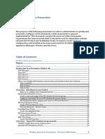 Data Loss Prevention Pilot Guide