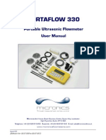 PF330 English User Manual Issue