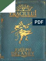 Delaney, Joseph - [Cronicile Wardstone] 07 Cosmarul Vraciului (Scan&Ocr)