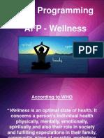 Wellness - AFP