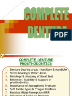 Prostho (Compelte Denture) FINAL ANSWERS