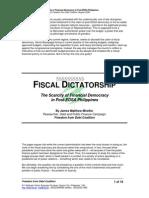 Fiscal Dictatorship