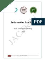 iit JAC Admission 2014