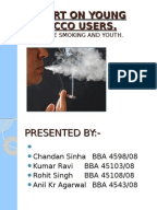 an analysis of an anti-smoking advertisement essay Why anti smoking ads make you smoke more, waste money and gain weight.