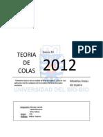 Elementos Basicos de Un Modelo de Lineas de Espera 1(1)