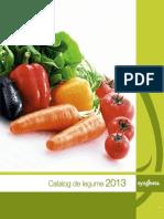Catalog Legume Syngenta 2013