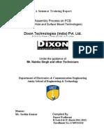 Dixon Technologies (I) Pvt. Ltd.