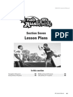 Auskick Lesson Plans - Age 5 to 6