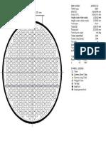 Tubesheet layout