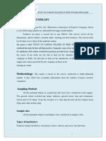 423e816b53e6 Study on Various Policies of Pepsi Toward Retailers