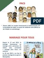 Pacs_,Mariage Pour Tous