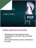 HRM Health&Safety Ch13