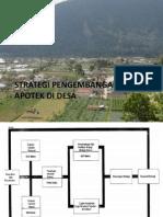 Strategi Pengembangan Apotek Di Desa