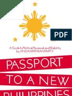 Passport to a New Philippines