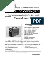 8.850.274--Manual Vulcano MIG 200 Ver0