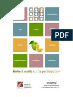 La boîte à outils de la Participation des usagers FEANTSA