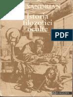 Alexandrian-Istoria Filosofiei Oculte-Humanitas (1994)