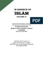 The Essence of Islam-4
