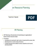 HR-Planning