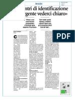 Intervista On. Marazziti - Avvenire 6.7.2014