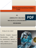 135753693 Computer Integrated Manufacturing