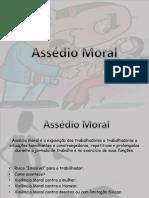 Slide de Assedio Moral