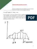 Soluzione Esame Calcolo 30.01.2012