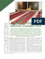 SAILNews - April-July 2006 edition - Cover Story