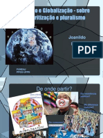 Religião e Globalização PPGS