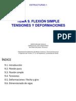 Tema 9 Estructuras