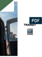 2015 Ford Transit Brochure