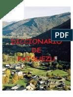 Diccionario Patsuezu