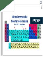 2-Nichteisenwerkstoffe