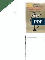 Bajtin Mijail - El Método Formal en Los Estudios Literarios