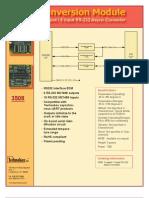 Datasheet ECM 3508 Interface 4pgv1 A80401 Press