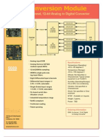 Datasheet ECM 5089 Analog 4pgv1 A80401 Press