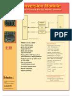 Datasheet ECM 5158 Interface 4pgv1 A80401 Press