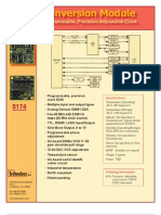 Datasheet ECM 5174 Clock 4pgv1 A80401 Press