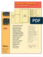 Datasheet ECM 5188 Analog 4pgv1 A80901 Press