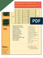 Datasheet ECM 5362 Interface 4pgv1 A90305 Press