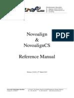 NovoalignReferenceManualV3.02