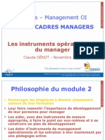 Les Instruments Du Management
