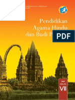 Kelas 07 SMP Agama Hindu Siswa
