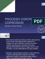 Proceso Contra La Corrosion Veronica Barrientos