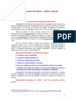 1 Functii Managementului educatiei