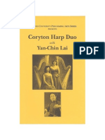Coryton Harp Duo The Ohio University 1993-94