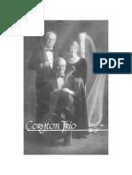 Coryton Trio Midmark Corporation Concert Program