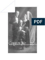 Coryton Trio Midmark Corporation Concert Program