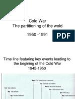 Begining of Cold War